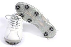 παπούτσια γκολφ Στοκ φωτογραφίες με δικαίωμα ελεύθερης χρήσης