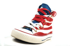 παπούτσια γυμναστικής Στοκ εικόνα με δικαίωμα ελεύθερης χρήσης
