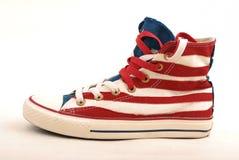 παπούτσια γυμναστικής Στοκ εικόνες με δικαίωμα ελεύθερης χρήσης
