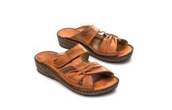 παπούτσια γυναικεία Στοκ Εικόνα