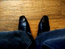 παπούτσια δύο Στοκ Εικόνες