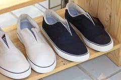 παπούτσια ελεύθερου χρό& Στοκ Φωτογραφία