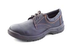 Παπούτσια εργασίας που απομονώνονται Στοκ εικόνα με δικαίωμα ελεύθερης χρήσης