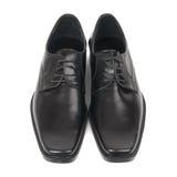 παπούτσια ζευγαριού s μαύρ Στοκ Φωτογραφίες