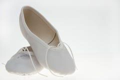 παπούτσια μπαλέτου Στοκ Εικόνα