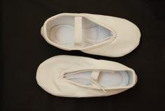 Παπούτσια μπαλέτου Στοκ εικόνες με δικαίωμα ελεύθερης χρήσης