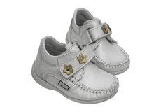 παπούτσια μωρών στοκ εικόνα με δικαίωμα ελεύθερης χρήσης