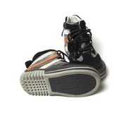 παπούτσια μωρών Στοκ Εικόνες