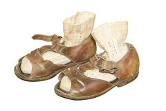 Παπούτσια μωρών Στοκ Φωτογραφία