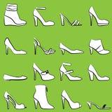 παπούτσια μόδας ελεύθερη απεικόνιση δικαιώματος