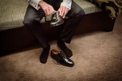 Παπούτσια νεόνυμφων στοκ εικόνα