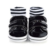 Παπούτσια παιδιών ` s Στοκ Φωτογραφία