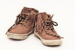 Παπούτσια παιδιών ` s Στοκ Εικόνες