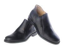 Παπούτσια, παπούτσια ατόμων στην ανασκόπηση. Στοκ φωτογραφίες με δικαίωμα ελεύθερης χρήσης
