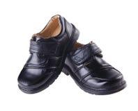 Παπούτσια, παπούτσια παιδιών στην ανασκόπηση. Στοκ εικόνες με δικαίωμα ελεύθερης χρήσης