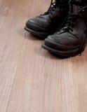 παπούτσια πατωμάτων στοκ φωτογραφία