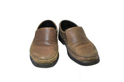 Παπούτσια παλαιά Στοκ Εικόνα