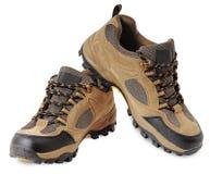 παπούτσια πεζοπορίας Στοκ Φωτογραφίες