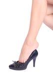 παπούτσια ποδιών στοκ εικόνα με δικαίωμα ελεύθερης χρήσης