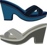 Παπούτσια Στοκ εικόνα με δικαίωμα ελεύθερης χρήσης