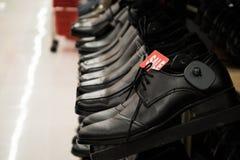 Παπούτσια στην πώληση Στοκ φωτογραφίες με δικαίωμα ελεύθερης χρήσης