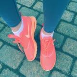 Παπούτσια της Nike Στοκ φωτογραφία με δικαίωμα ελεύθερης χρήσης