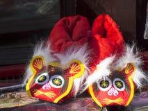 Παπούτσια τιγρών Στοκ φωτογραφία με δικαίωμα ελεύθερης χρήσης