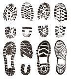 παπούτσια τυπωμένων υλών