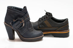 παπούτσια φθινοπώρου Στοκ φωτογραφία με δικαίωμα ελεύθερης χρήσης