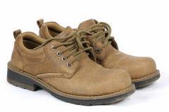 παπούτσι ατόμων s δέρματος Στοκ Φωτογραφία