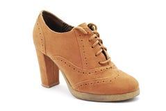 Παπούτσι γυναικών στοκ φωτογραφία