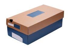 παπούτσι κιβωτίων Στοκ Εικόνα