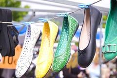 παπούτσι πωλήσεων Στοκ φωτογραφίες με δικαίωμα ελεύθερης χρήσης