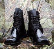 Παπούτσι στρατιωτών Στοκ Εικόνες