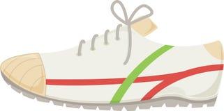 παπούτσι διανυσματική απεικόνιση