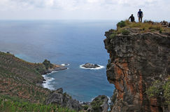 Παράβλεψη της Μεσογείου στοκ εικόνα