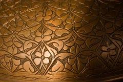 Παράδειγμα των σχεδίων τέχνης στο μέταλλο Στοκ εικόνες με δικαίωμα ελεύθερης χρήσης