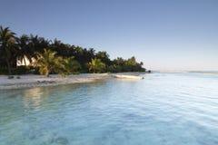 παράδεισος νησιών τροπικό& Στοκ Εικόνες