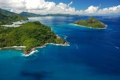 παράδεισος νησιών Στοκ εικόνες με δικαίωμα ελεύθερης χρήσης