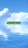 παράδεισος νησιών Στοκ Εικόνες
