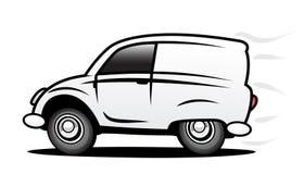 παράδοση αυτοκινήτων Στοκ εικόνες με δικαίωμα ελεύθερης χρήσης