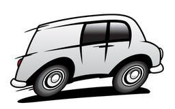 παράδοση αυτοκινήτων Στοκ εικόνα με δικαίωμα ελεύθερης χρήσης