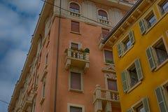 Παράθυρα, Βερόνα, Ιταλία Στοκ φωτογραφία με δικαίωμα ελεύθερης χρήσης