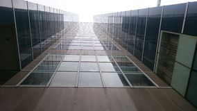 Παράθυρα γυαλιού Στοκ Φωτογραφία