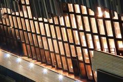 Παράθυρα με το φως Στοκ Εικόνες