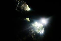 Παράθυρα σπηλιών Στοκ εικόνα με δικαίωμα ελεύθερης χρήσης