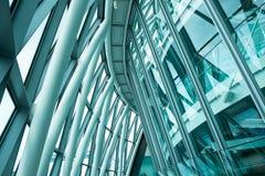 Παράθυρα του επιχειρησιακού γραφείου ουρανοξυστών, εταιρικό κτήριο σε Lon Στοκ εικόνες με δικαίωμα ελεύθερης χρήσης