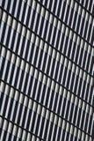 Παράθυρα του ψηλού κτιρίου, στο Βουκουρέστι, Ρουμανία Στοκ εικόνες με δικαίωμα ελεύθερης χρήσης