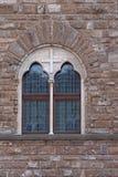 Παράθυρα Φλωρεντία εκκλησιών στοκ εικόνα