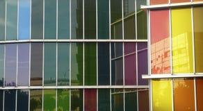 Παράθυρα χρώματος Στοκ φωτογραφίες με δικαίωμα ελεύθερης χρήσης